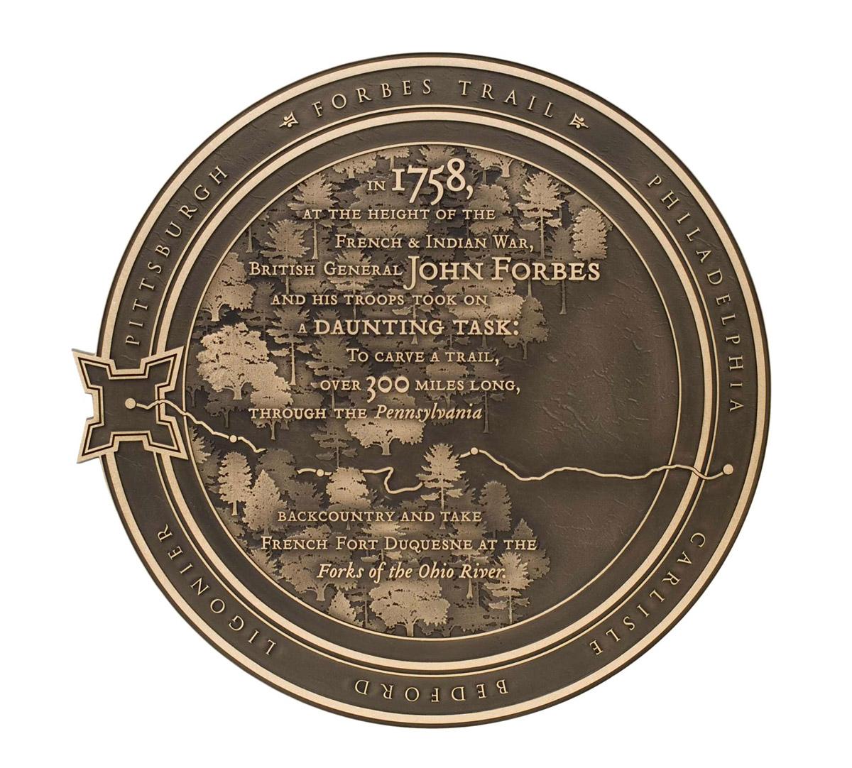 Forbes Medallion