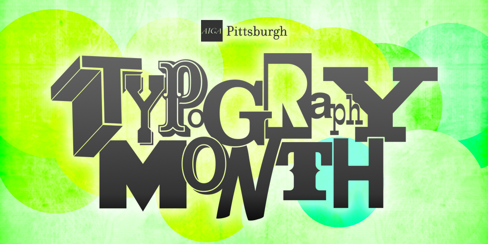 Typography Month